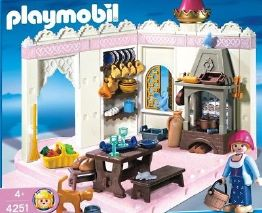 Playmobil Princesse Occasion Stepindance Fr