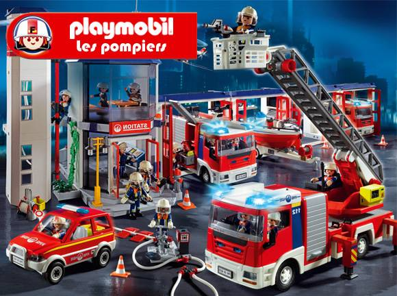 Playmobil Pompier Jouet Jouet Playmobil Playmobil Jouet Pompier dBWrCexQo