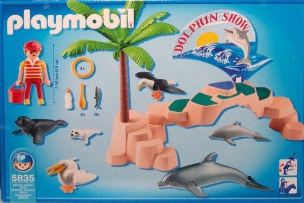 Playmobil parc dauphin