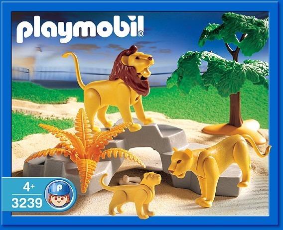 Playmobil de zoologico