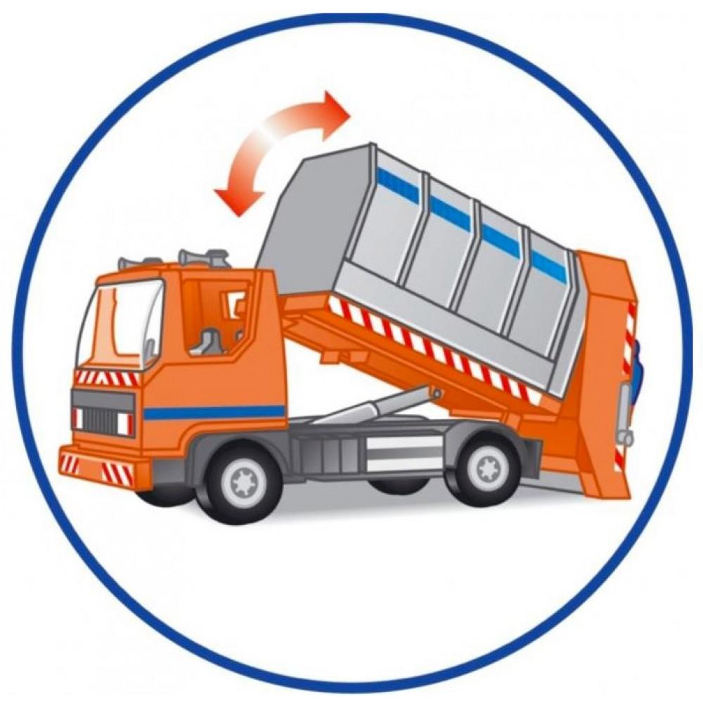 Playmobil camion poubelle 4418
