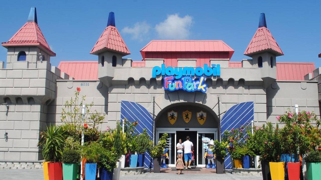 Playmobil fun park anniversaire tarif