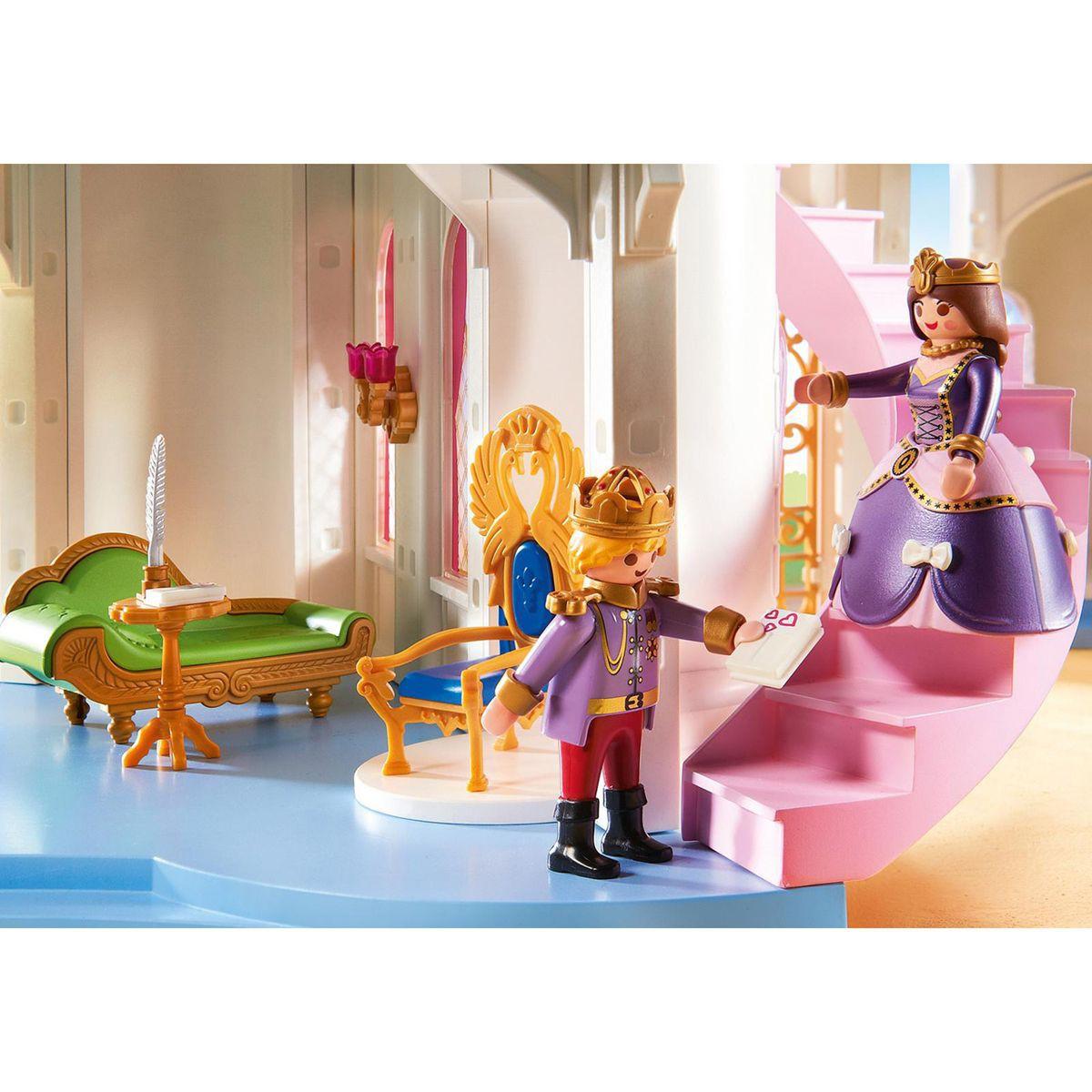 Playmobil chateau de princesse 6848