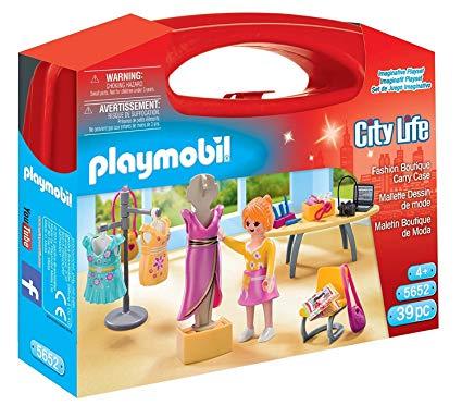 Amazon dressing playmobil