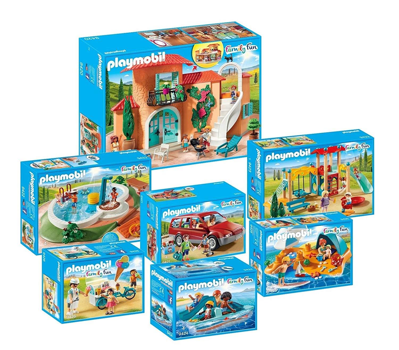 Playmobil family fun ferienvilla