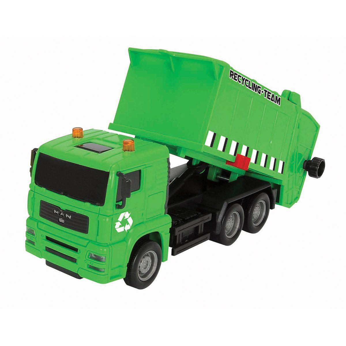 Camion poubelle playmobil la grande recre