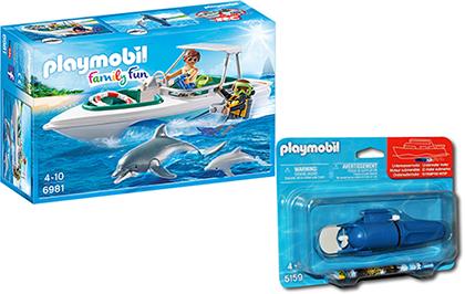 Playmobil unterwassermotor