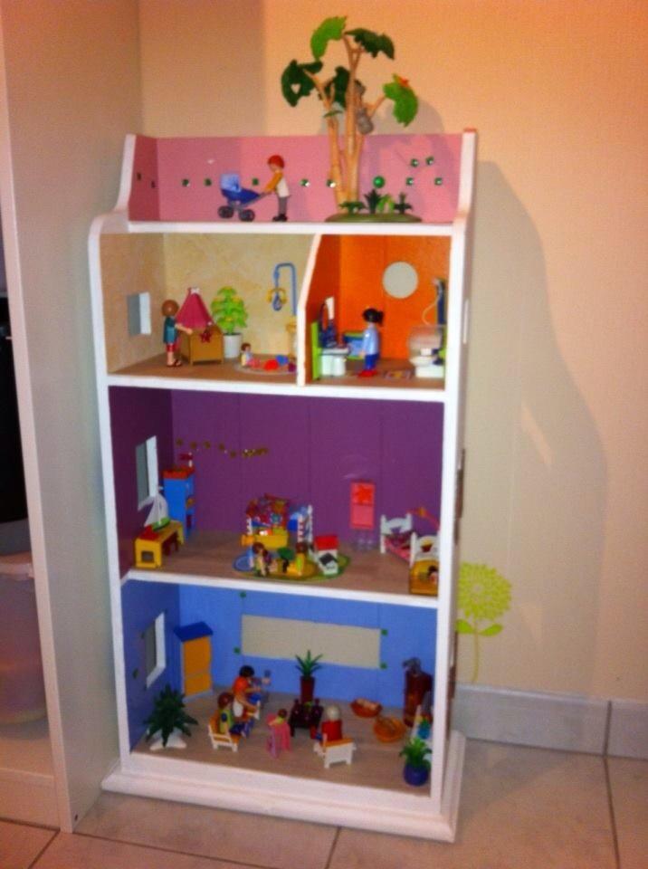 Playmobil comment construire une maison - Construire une maison playmobil ...