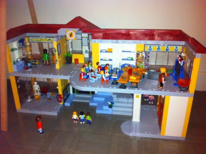 Playmobil Playmobil Playmobil Ecole Ecole Collège Ecole Collège UMVpqSz