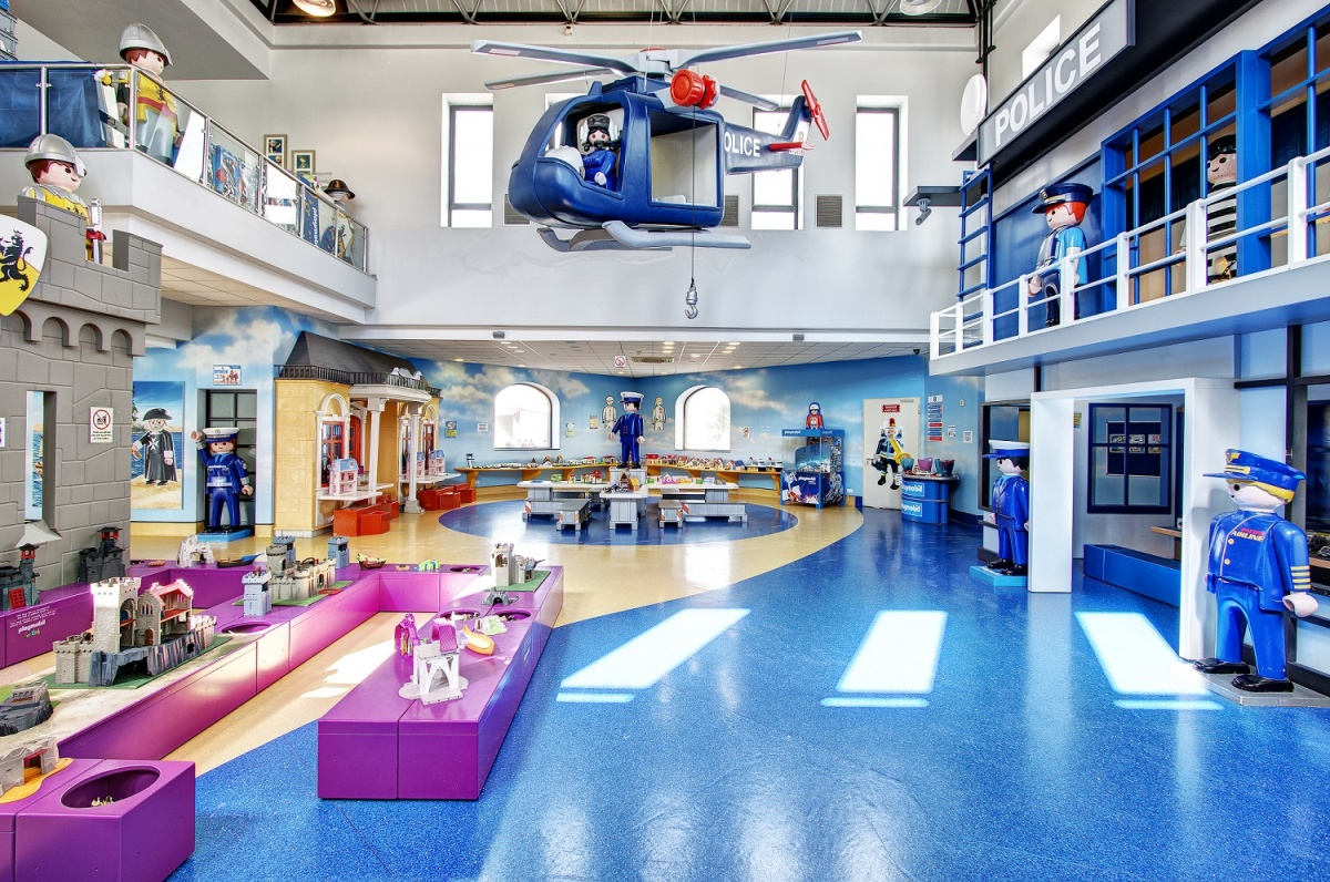 Playmobil fun park malte