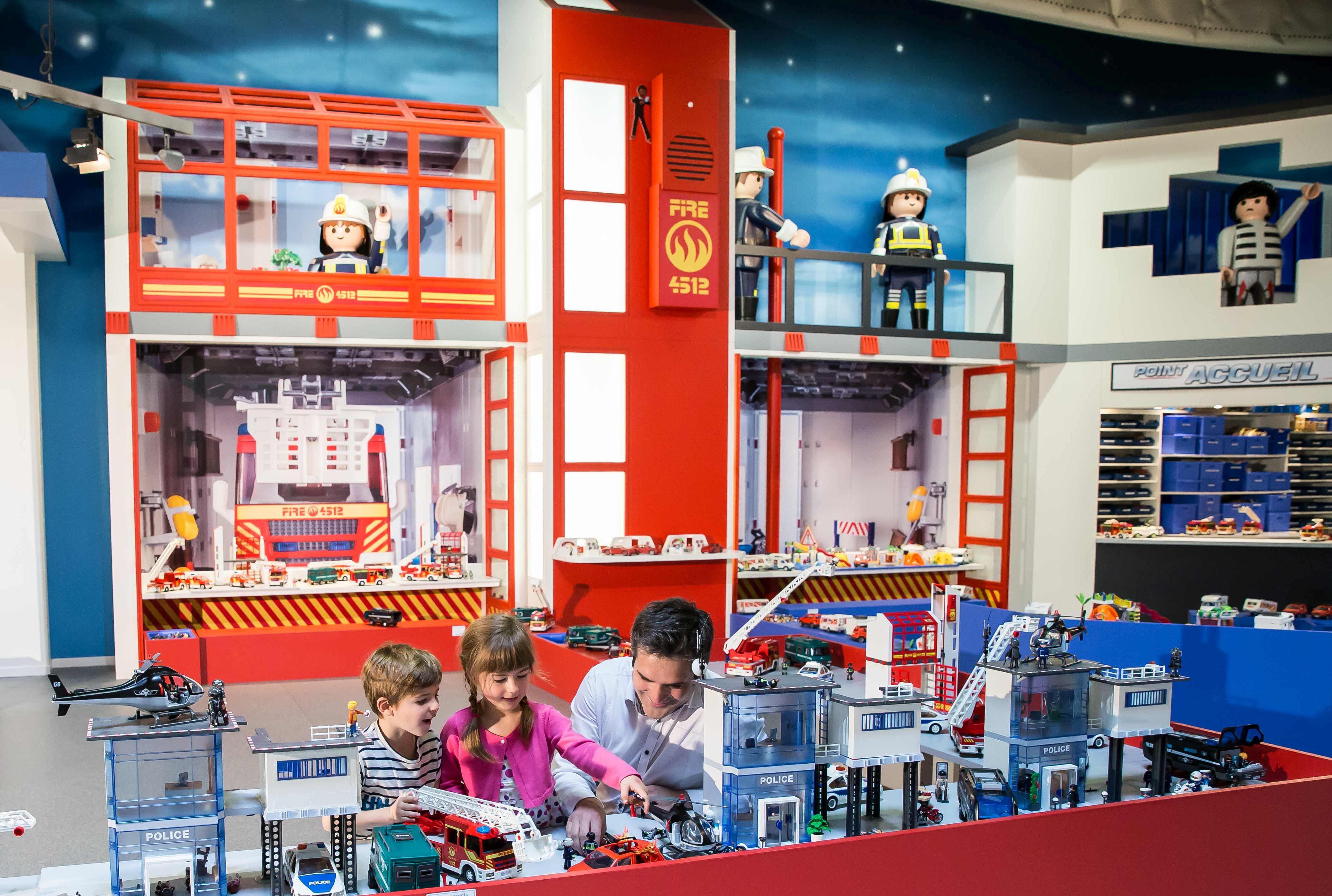 Playmobil fun park ouverture