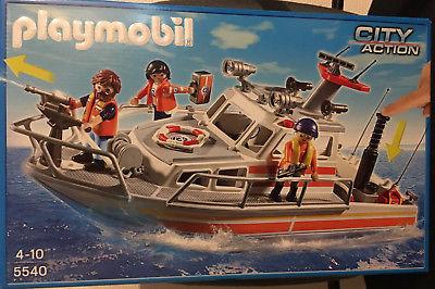 Playmobil city action küstenwache