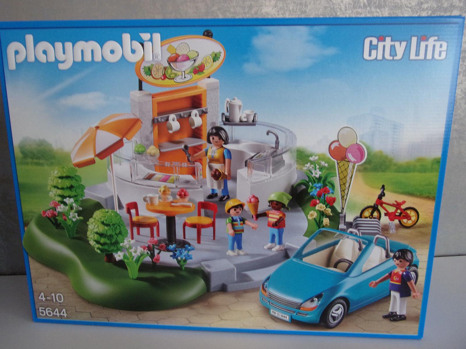 Playmobil eisdiele amazon
