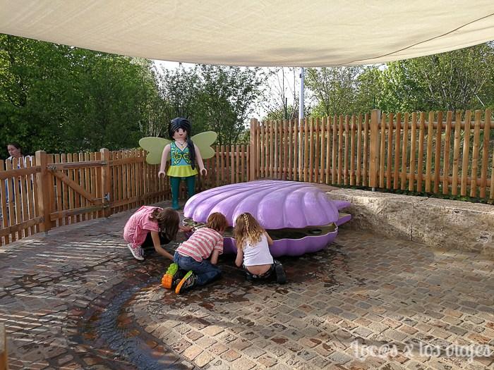 Playmobil fun park como llegar