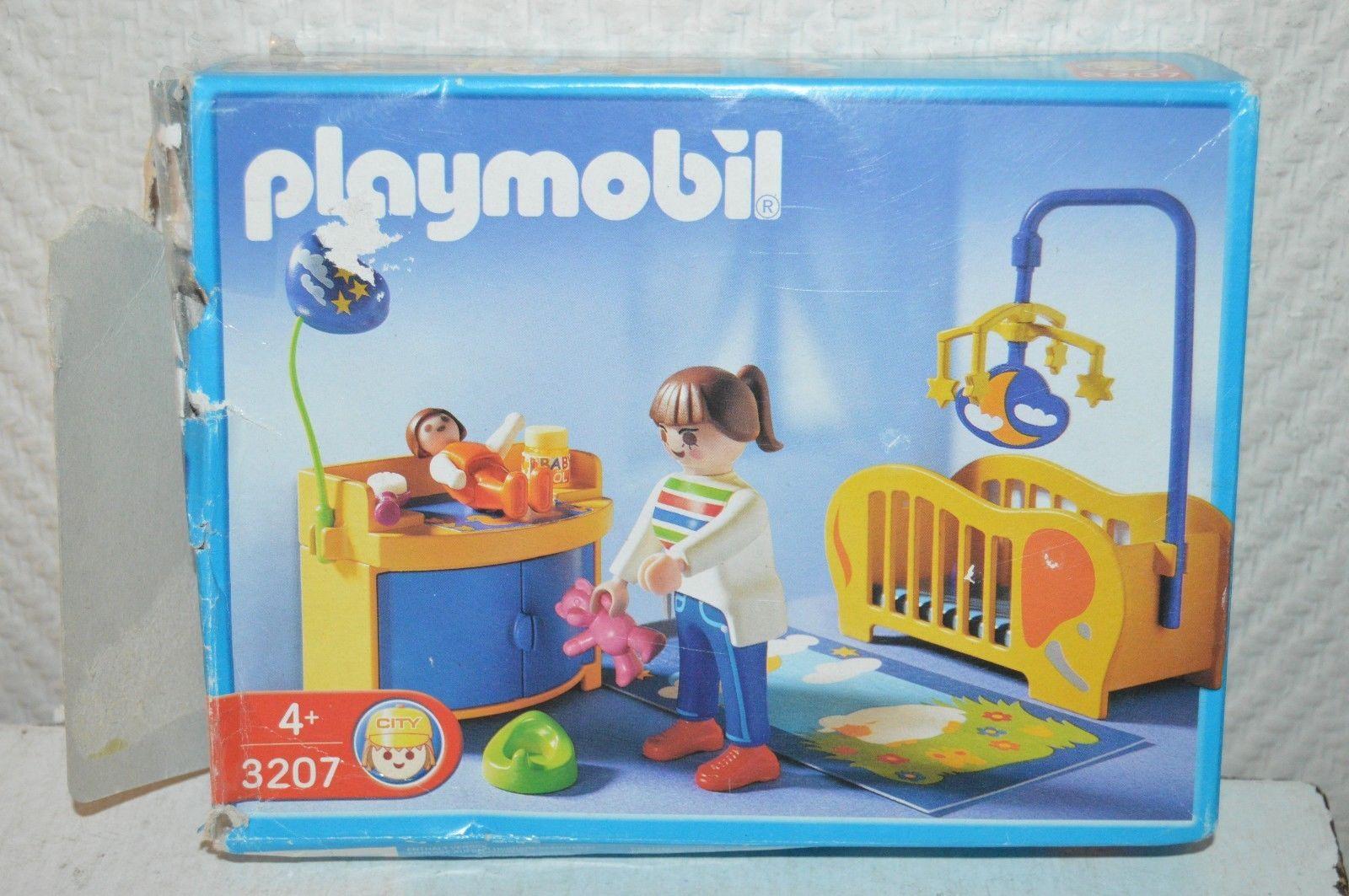 Playmobil Chambre Bébé 4286