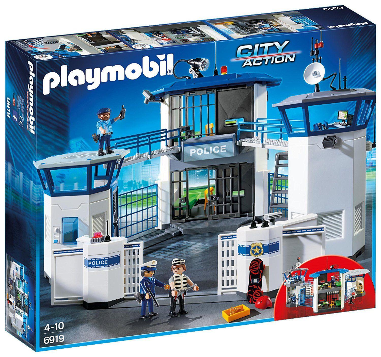 Playmobil pas cher police