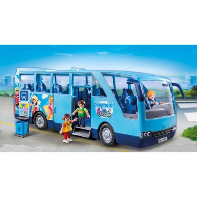 Bus zum playmobil funpark
