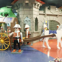 Playmobil fun park west palm beach