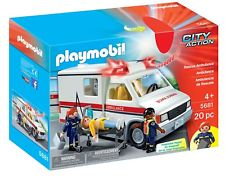 Playmobil ambulance annee 1994