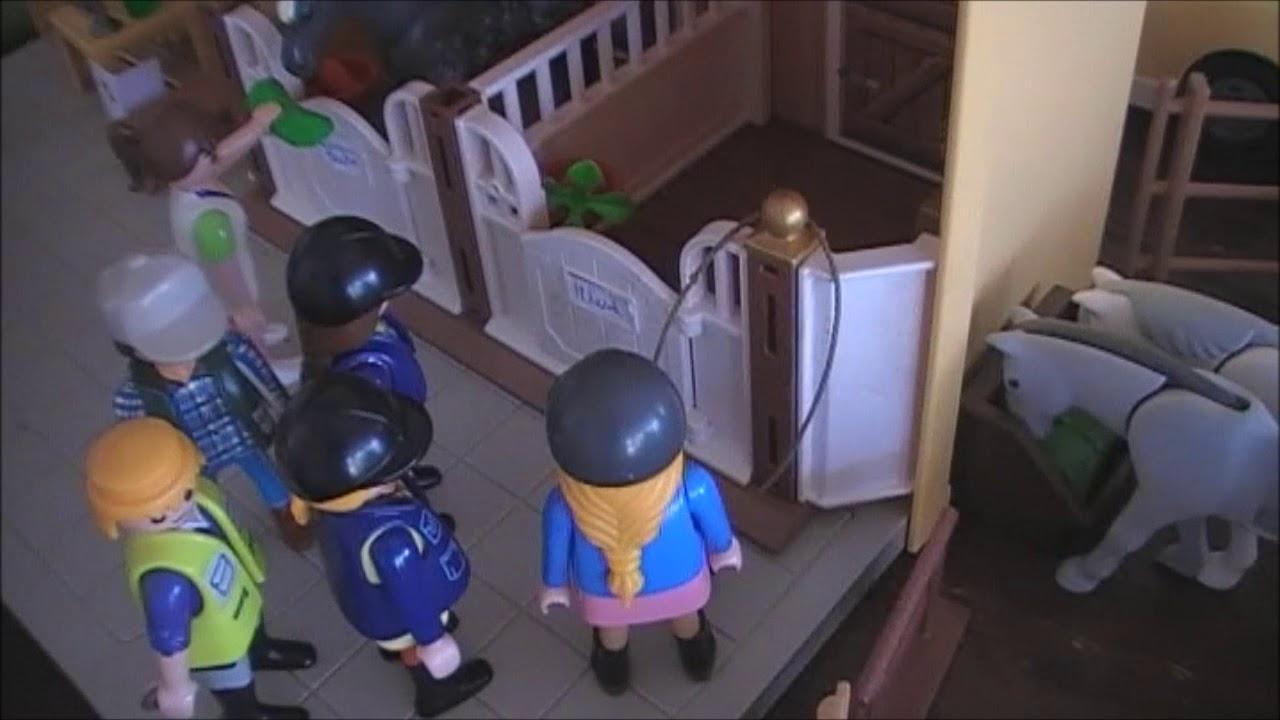 Playmobil grand galop en français