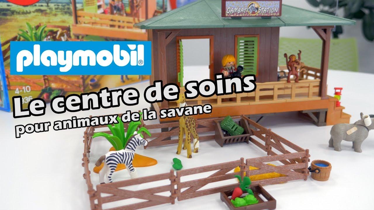 Playmobil maison oambati