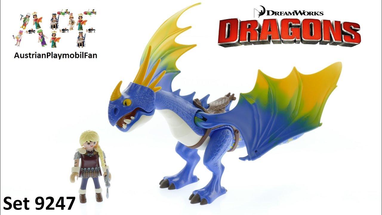 Playmobil dragons sturm pfeil