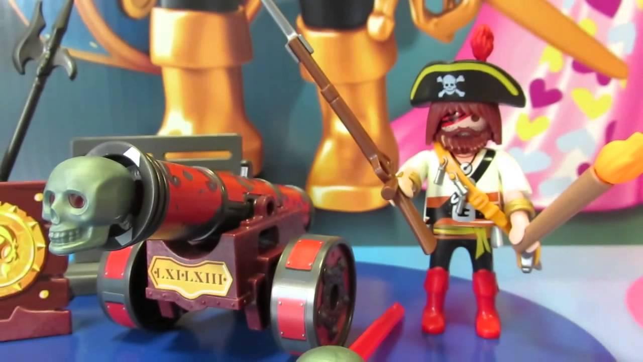 Pirates playmobil kanone