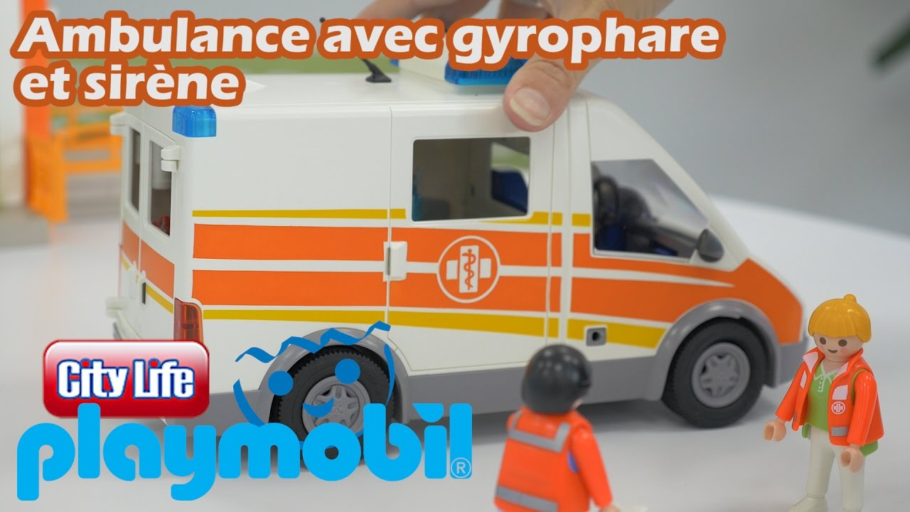 Playmobil ambulance am33