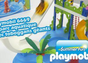 Playmobil l'anniversaire d'austin