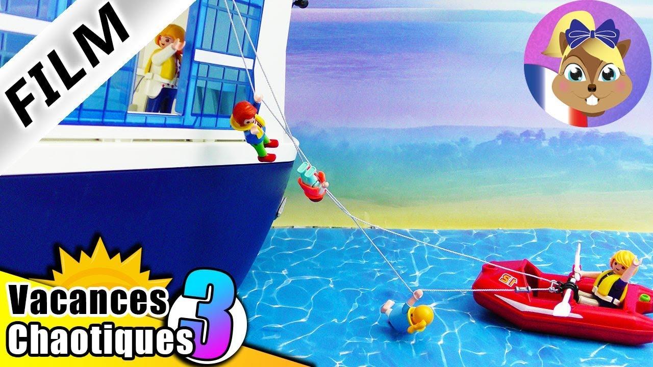 Video de bateau playmobil qui coule