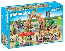Playmobil 5921 citylife zoo set