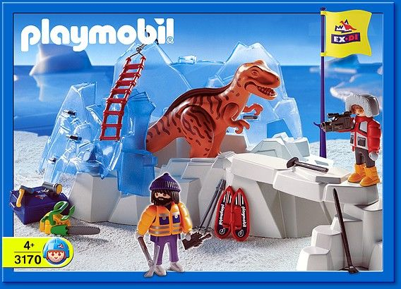 Playmobil explorers video