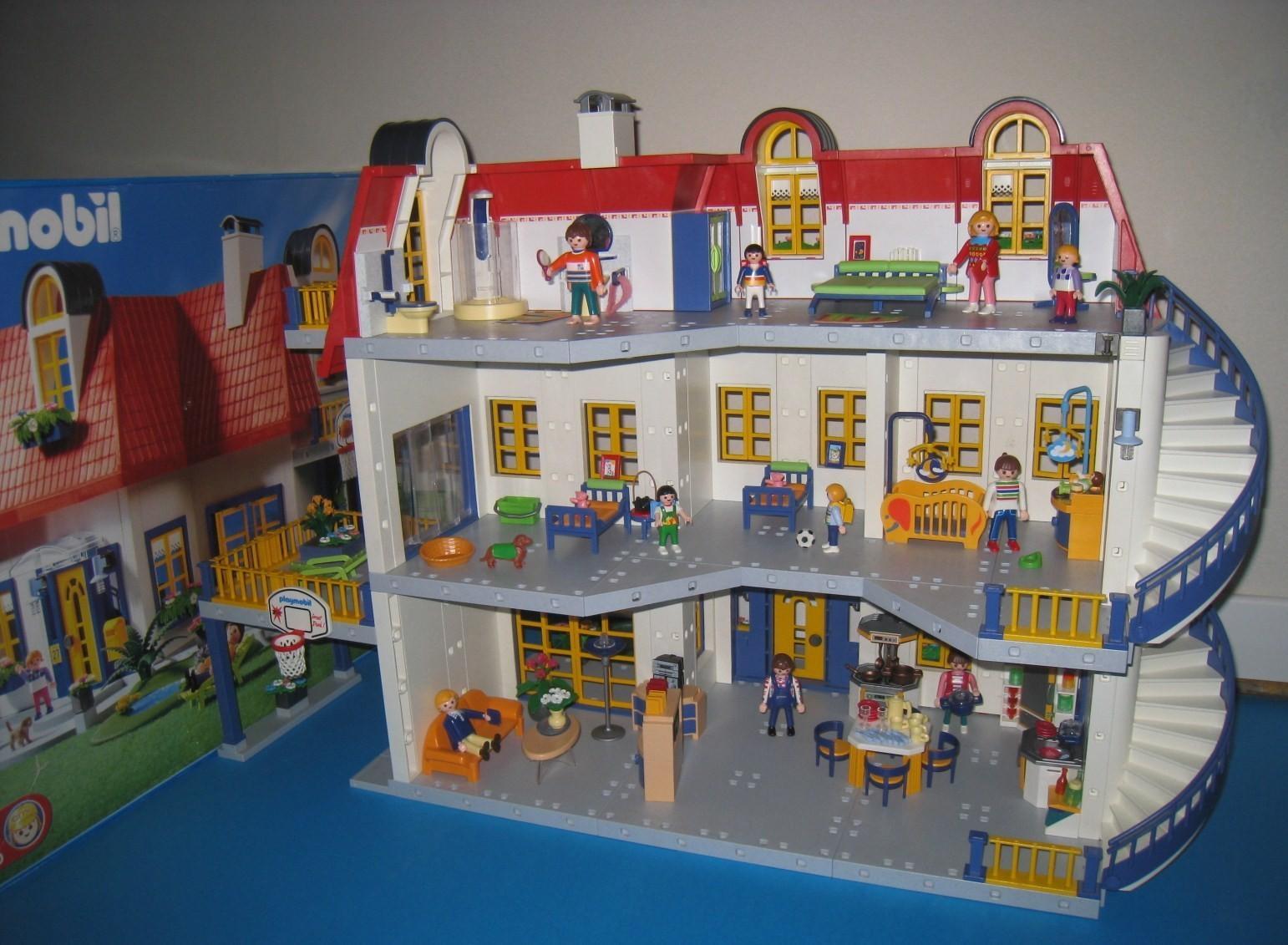 Maison Playmobil Notice 3965 Stepindance Fr