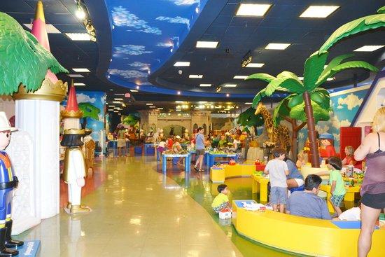 Playmobil fun park palm beach gardens