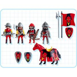Prix playmobil dragon rouge