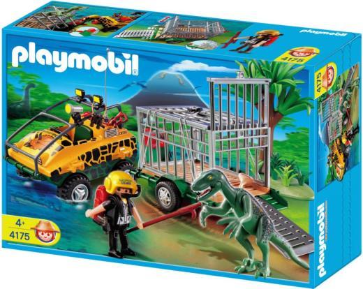 Lego playmobil dino