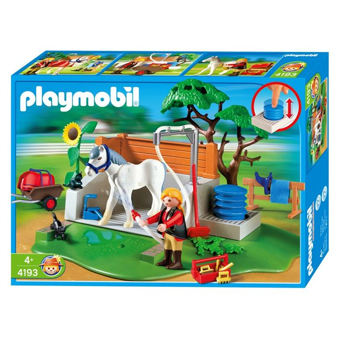Playmobil country douche