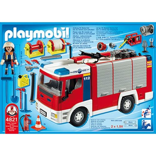 Www.playmobil pompier