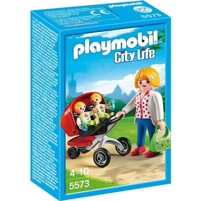 Creche playmobil auchan