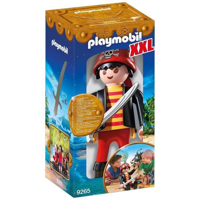 Grand playmobil xxl pompier