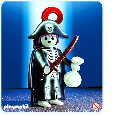 Playmobil en français halloween