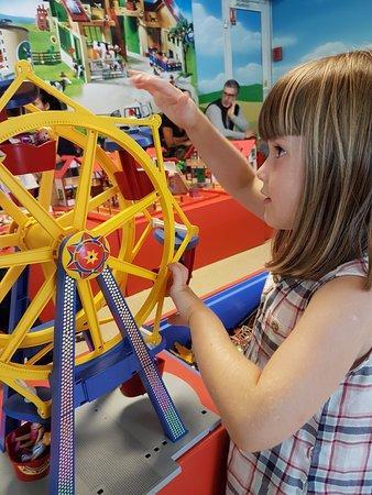 Playmobil fun park cheque vacances