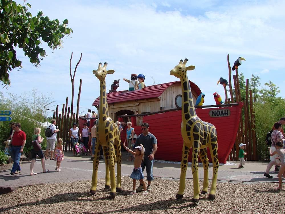 Playmobil fun park alemania