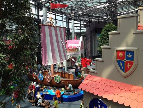 Playmobil fun park california