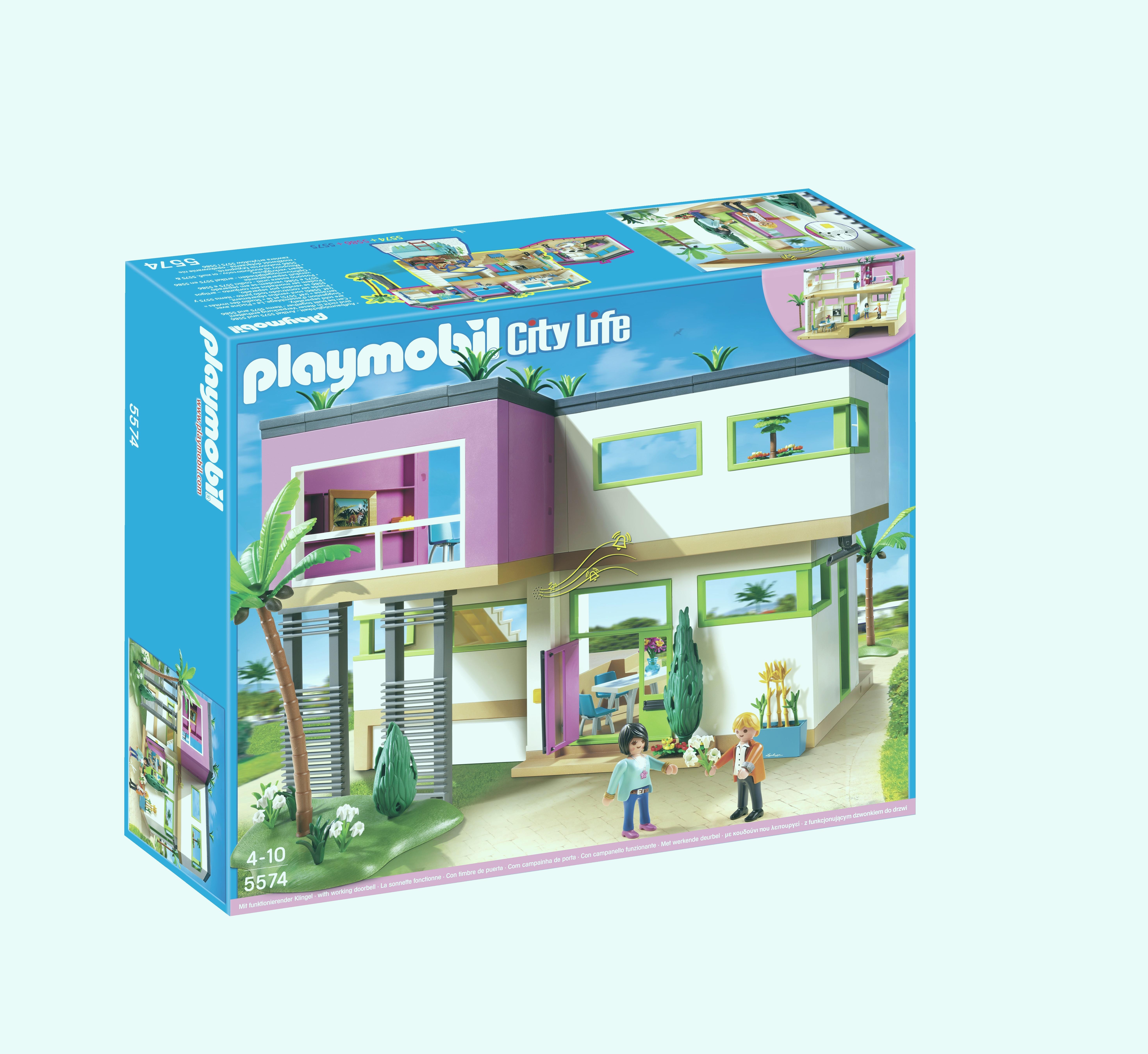 Maison Moderne Playmobil Klerelo - onestopcolorado.com -
