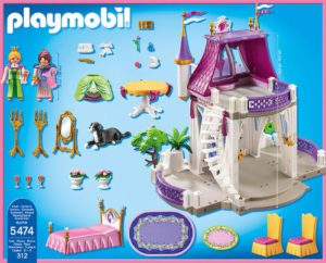 Chateau playmobil princesse plan - stepindance.fr