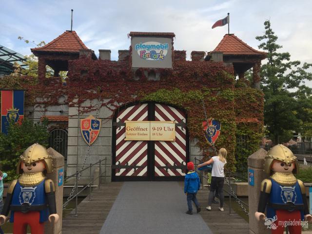 Playmobil fun park alemania opiniones
