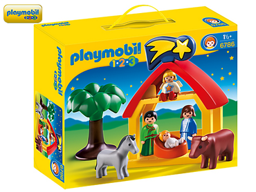 Playmobil 123 premier age