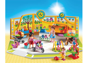Playmobil city life bedroom