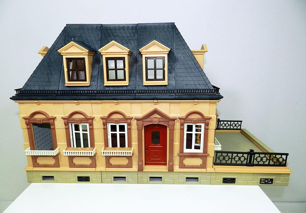 Playmobil 1989 geobra dollhouse